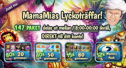 6000 free spins