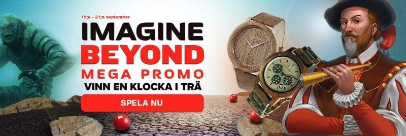 Få free spins och vinn en klocka i NextCasino